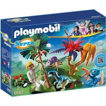 Playmobil Σπίθας στο χαμένο νησί (6687)