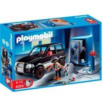 Playmobil Ληστής και όχημα διαφυγής (4059)